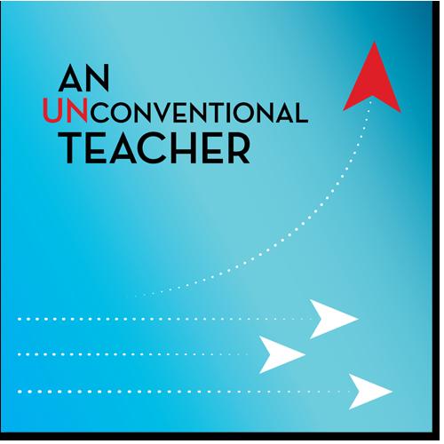 An Unconventional teacher website