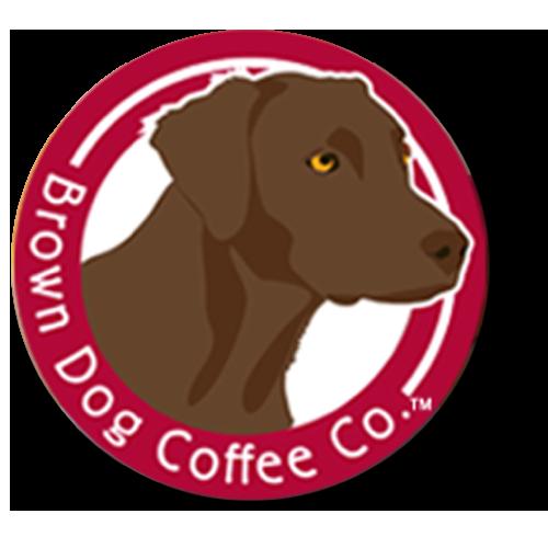 brown dog coffee co website