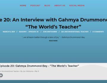 Unconventional Teacher Website